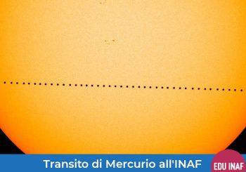 Il transito di Mercurio 2019