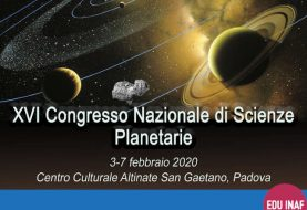 Planetologia per giornalisti a Padova