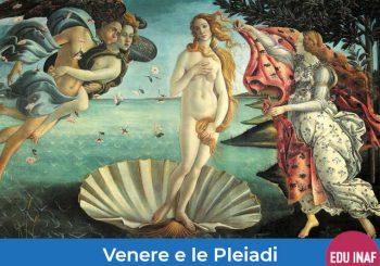 Inventa una storia sulle Pleiadi