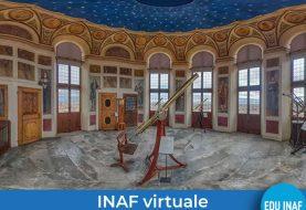 Visitiamo virtualmente i musei e gli osservatori INAF