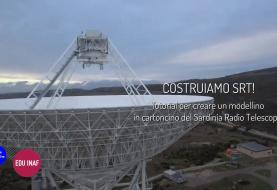 Costruisci il Sardinia Radio Telescope
