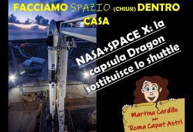 Dragon Crew Capsule: NASA e Space X insieme