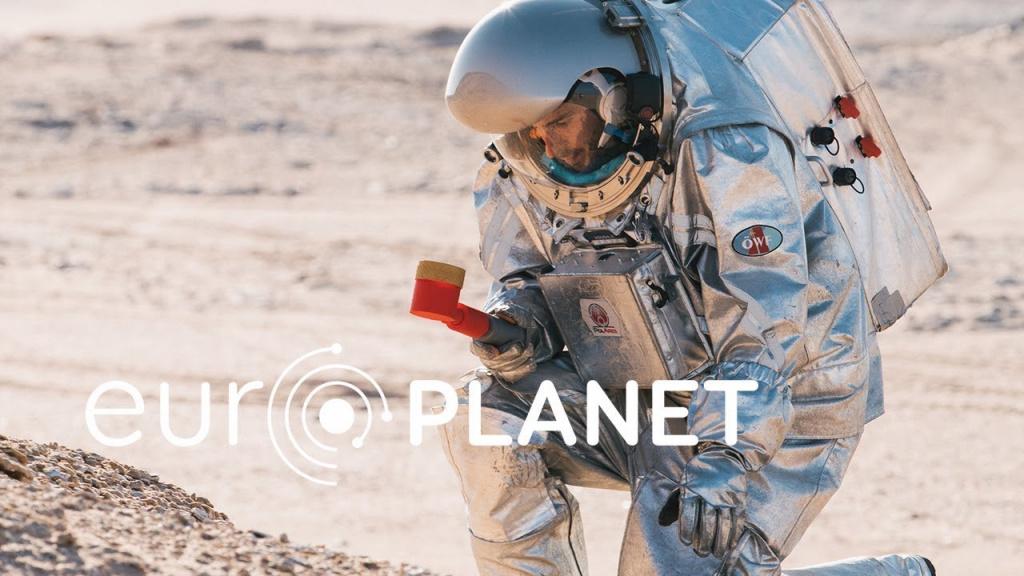 Esplorando Marte dalla Terra