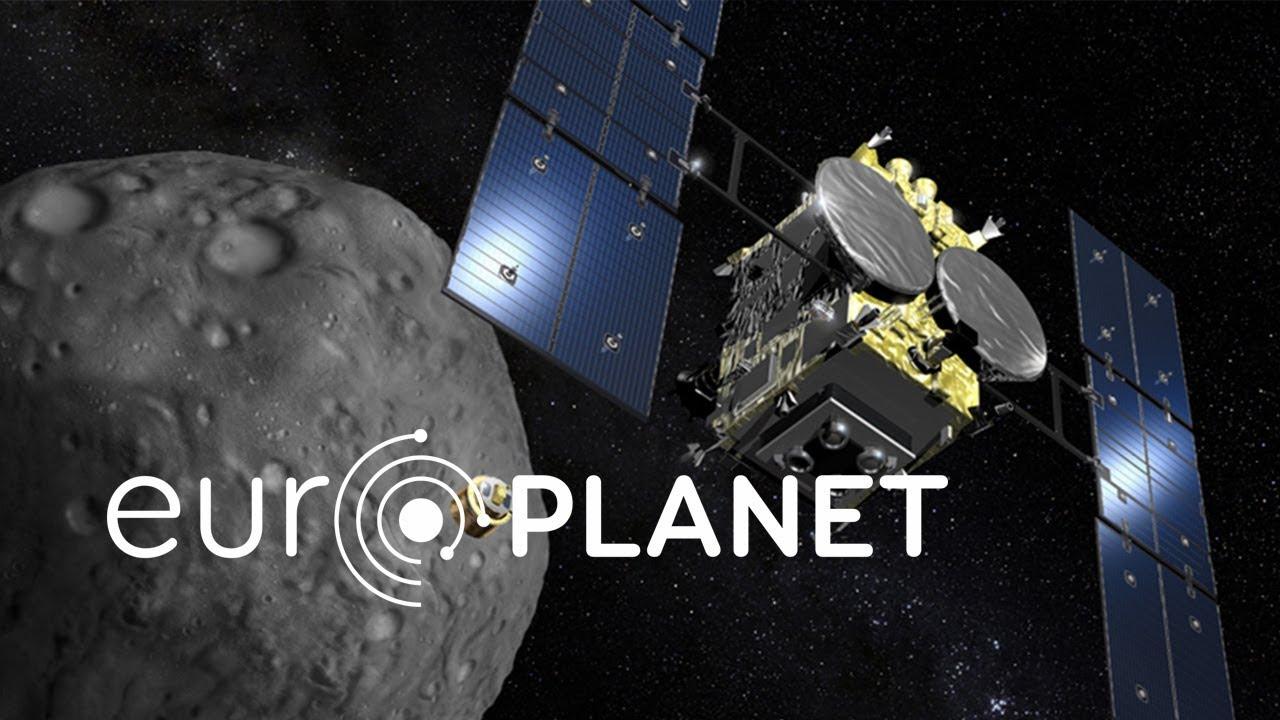 Hayabusa 2: Missione verso gli asteroidi