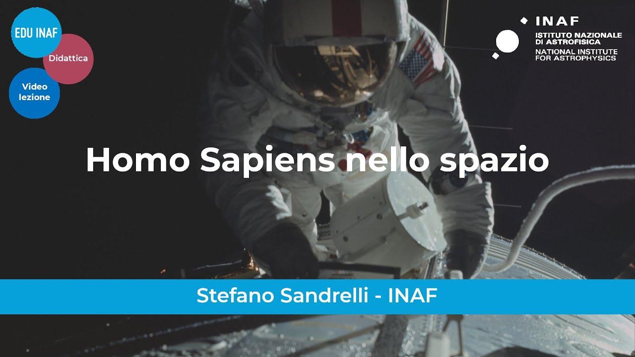 Homo sapiens nello spazio