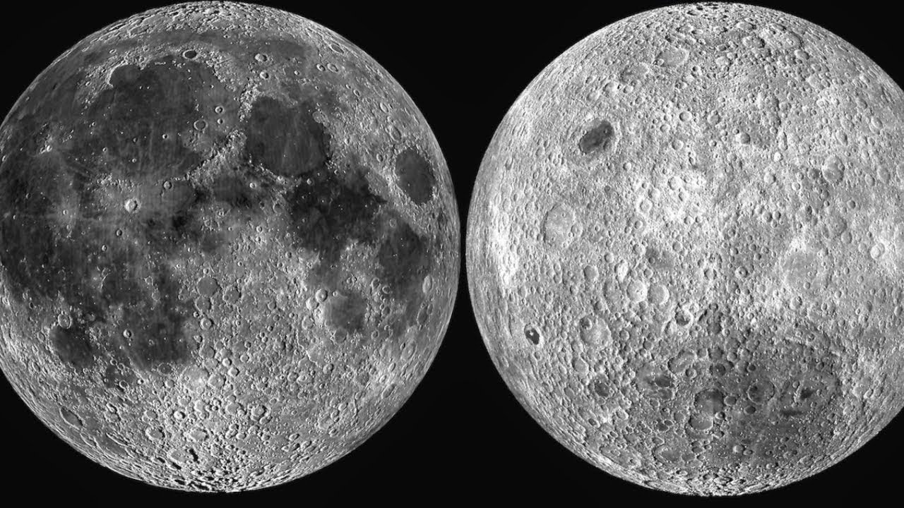 I Volti della Luna