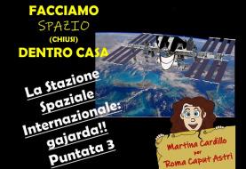 La Stazione Spaziale Internazionale 3: cibo e igiene