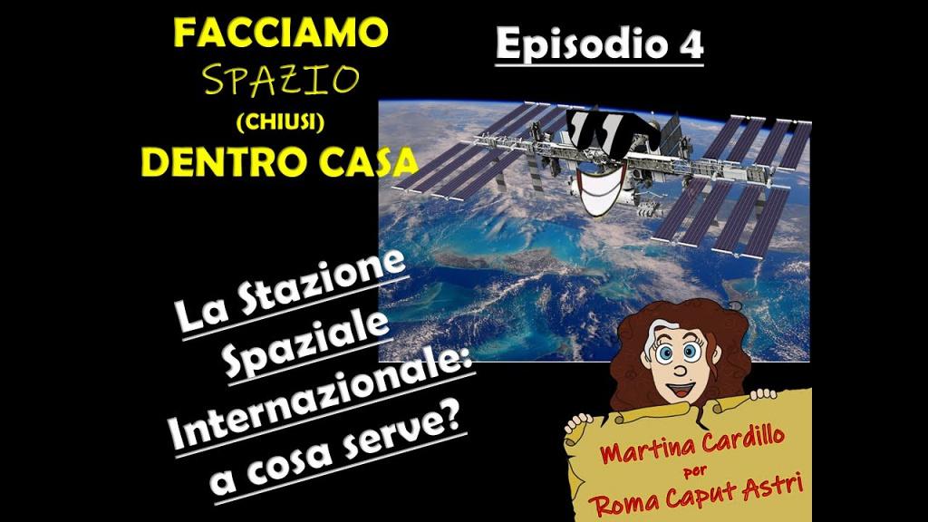 La Stazione Spaziale Internazionale 4: a che serve? Il riciclo