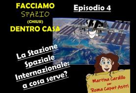 La Stazione Spaziale Internazionale 4: riciclare l'acqua!