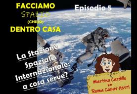 La Stazione spaziale Internazionale 5: gli esperimenti