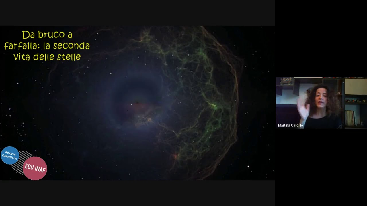 L'astrofisica delle alte energie