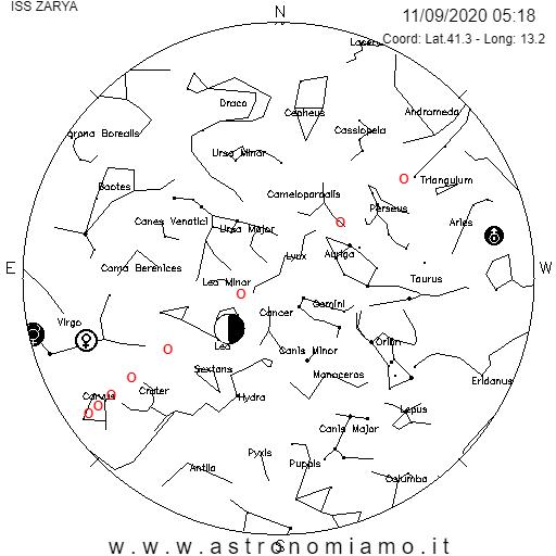 ISS-passaggio-9-novembre