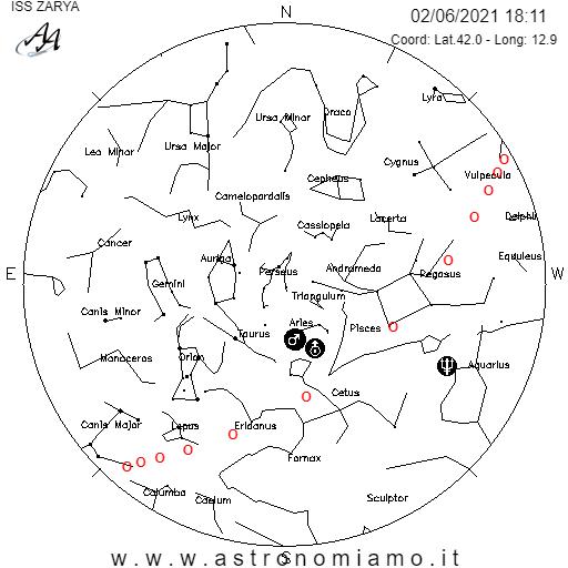 Passaggio-ISS-6-febbraio-2021-ore-18-11