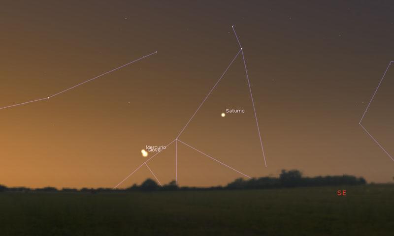 5-marzo-2021-Congiunzione-Mercurio-Giove
