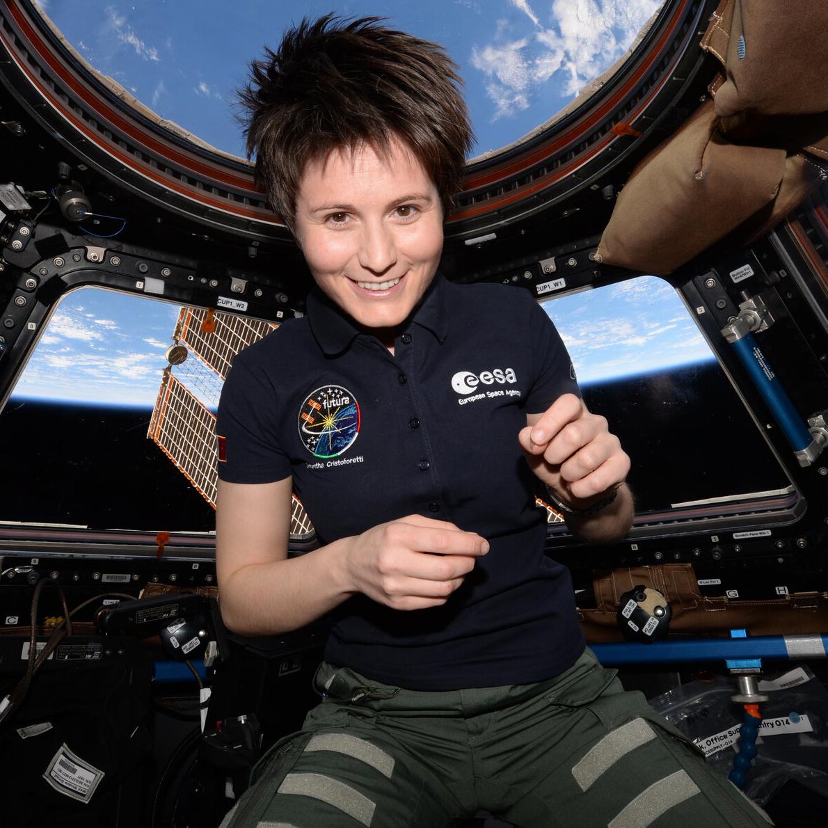Samantha_Cristoforetti_onboard_the_International_Space_Station_pillars