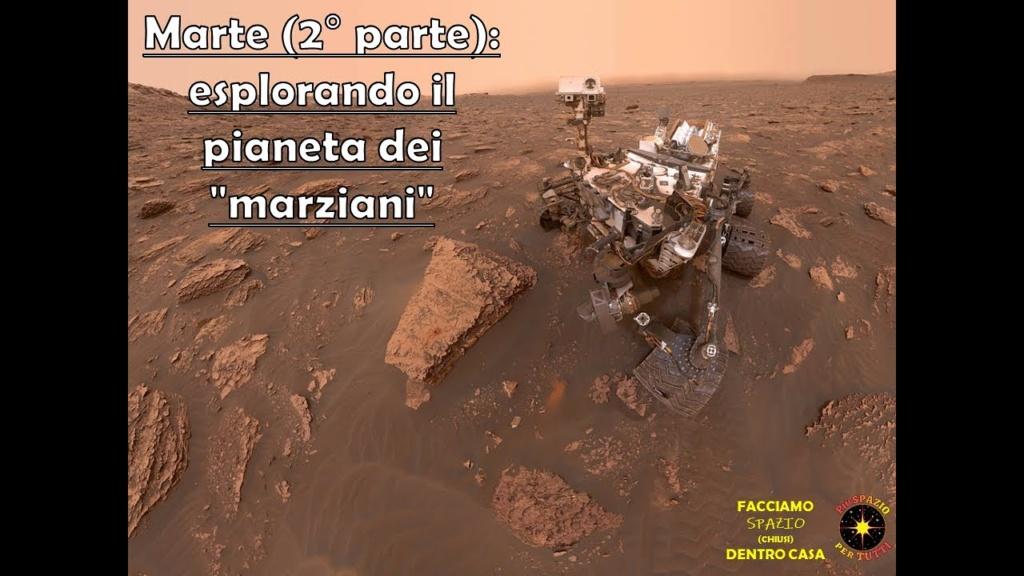 Marte 2: esplorando il pianeta dei Marziani
