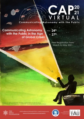Poster CAP Virtual 2021