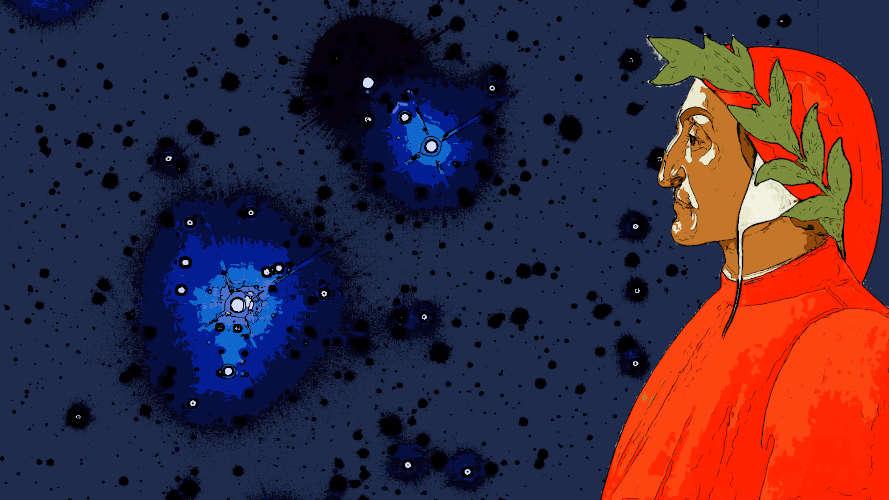 EduINAF: percorsi didattici sull'astronomia nella Divina Commedia di Dante Alighieri