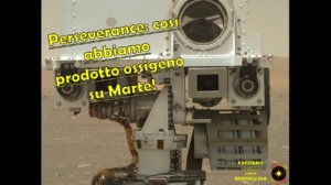 Perseverance: così abbiamo prodotto ossigeno su Marte!