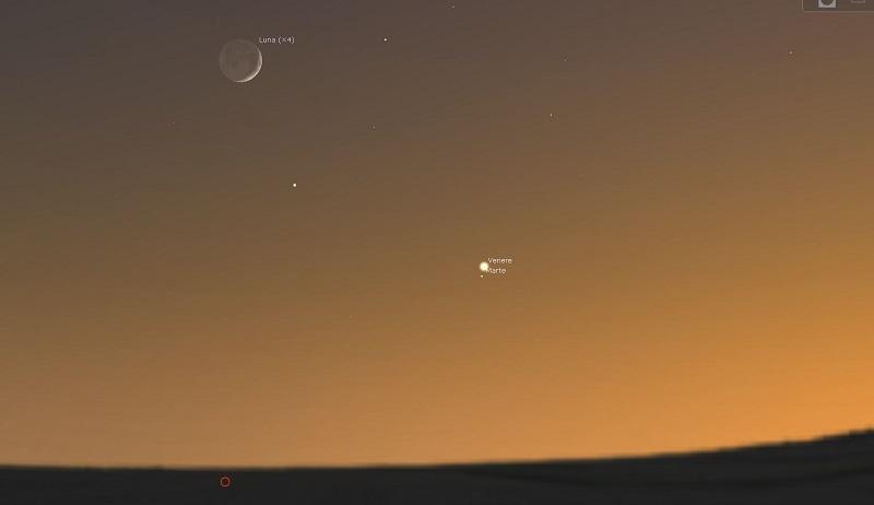 Congiunzione-Venere-Marte-13-luglio-2021