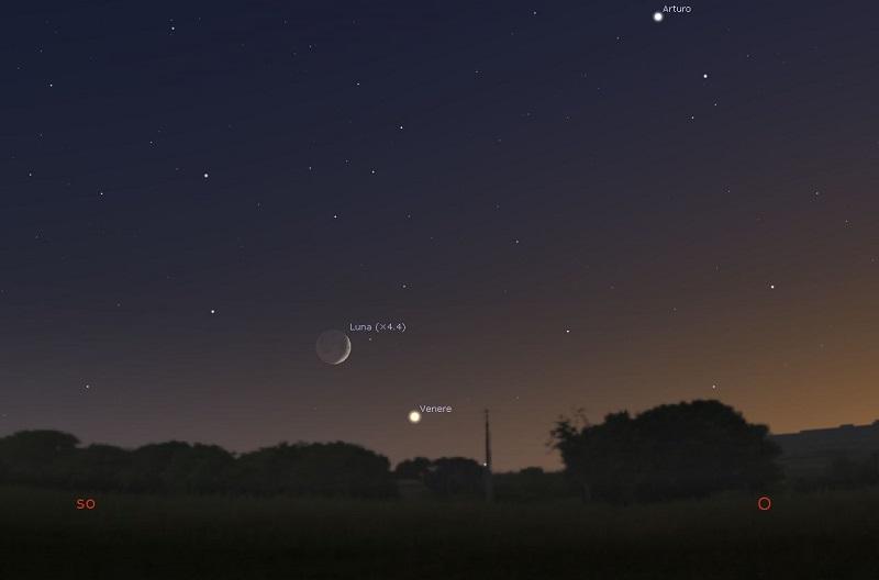 10settembre2021-congiunzione-Luna-Venere