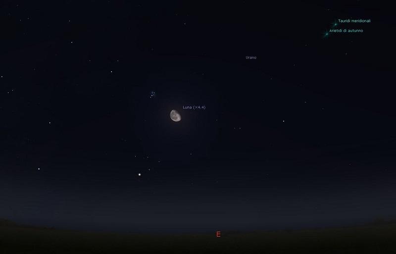 25settembre2021-congiunzione-Luna-M45