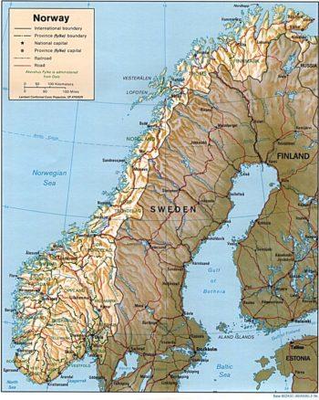 Norway_map